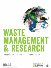Waste Management and Research Journal Subscription