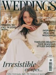 Weddings & Honeymoons - UK Edition International Magazine Subscription