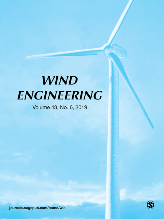Wind Engineering Journal Subscription