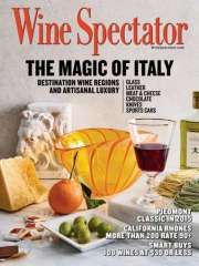Wine Spectator - US Edition International Magazine Subscription