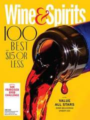 Wine & Spirits - US Edition International Magazine Subscription