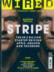 Wired - UK Edition International Magazine Subscription