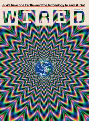 Wired - US Edition International Magazine Subscription