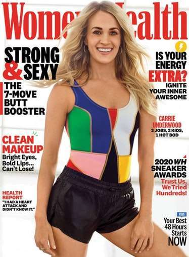 Women's Health - US Edition International Magazine Subscription