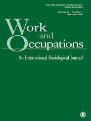 Work and Occupations Journal Subscription