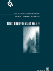 Work, Employment & Society Journal Subscription