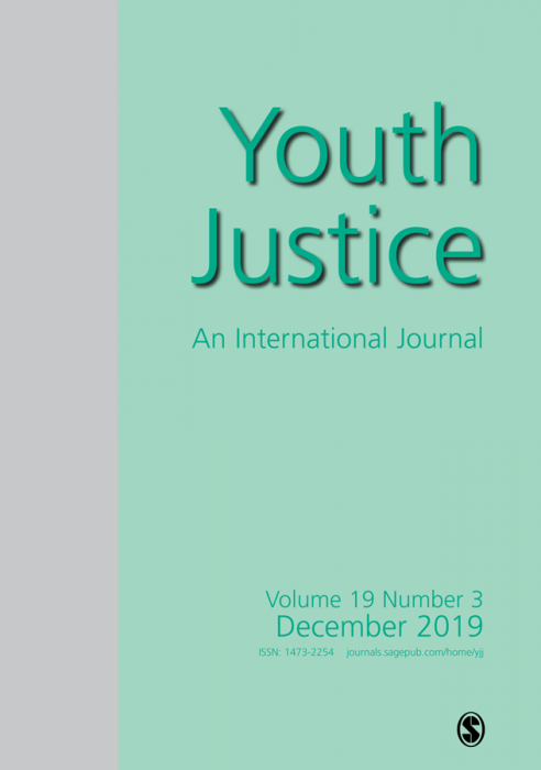 Youth Justice Journal Subscription